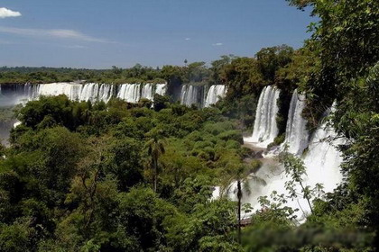 водопады игуасу - iguazu waterfalls